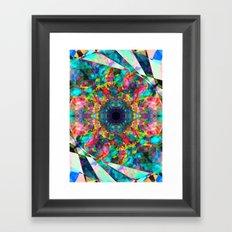 R0++ Framed Art Print
