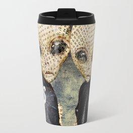 EXTRATERRESTIALS...S.O.S! Travel Mug