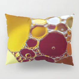 Colourful bubbles Pillow Sham