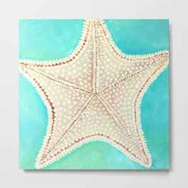 Starfish #2 Metal Print