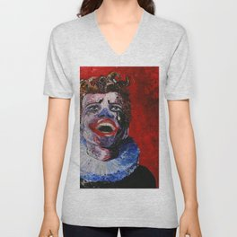 Mixed Feelings Unisex V-Neck