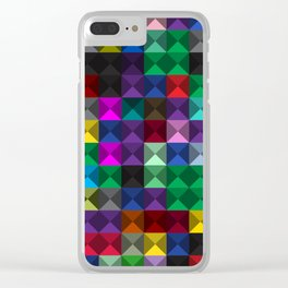 144 PEOPLE'S FAVORITE COLOR Clear iPhone Case