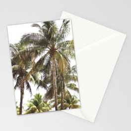 Miami Palm Trees Stationery Cards