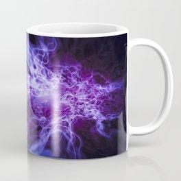 Real Purple Fire Coffee Mug