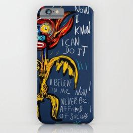Get Lucky Now Street Art Graffiti iPhone Case