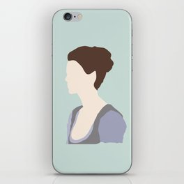 Claire Fraser Variant iPhone Skin