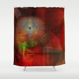 Creative spirit Shower Curtain