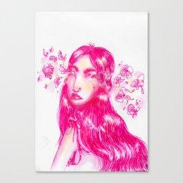 Botanical Concussion Canvas Print