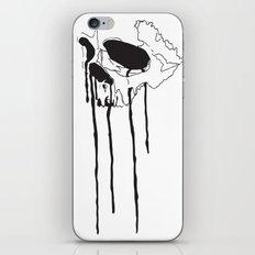Skull #1 iPhone & iPod Skin
