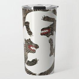 Japanese Tiger Travel Mug