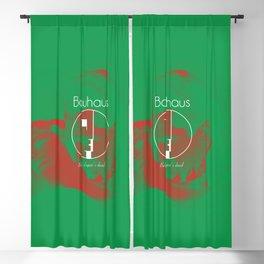 """Bauhaus """"Bela Lugosi's Dead"""" Blackout Curtain"""