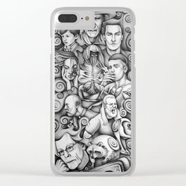 The Dark Tower - Stephen King Clear iPhone Case