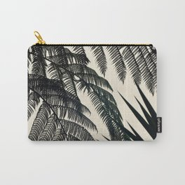 Palms at Dusk Carry-All Pouch