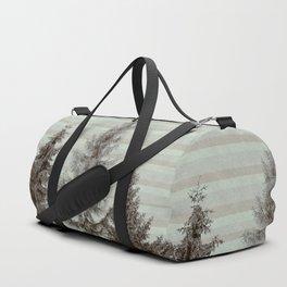 Three pine trees Duffle Bag