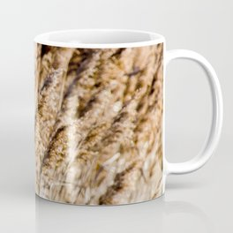 Brown Reeds Coffee Mug