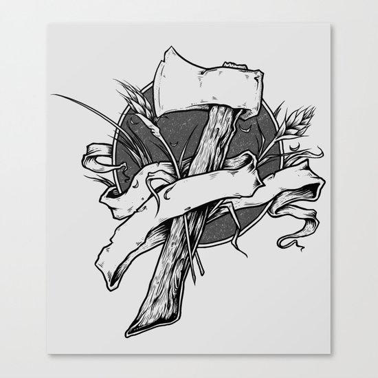 Hatchet  Canvas Print