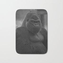 Oumbi The Silverback Gorilla Bath Mat