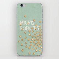 microrobo iPhone & iPod Skin
