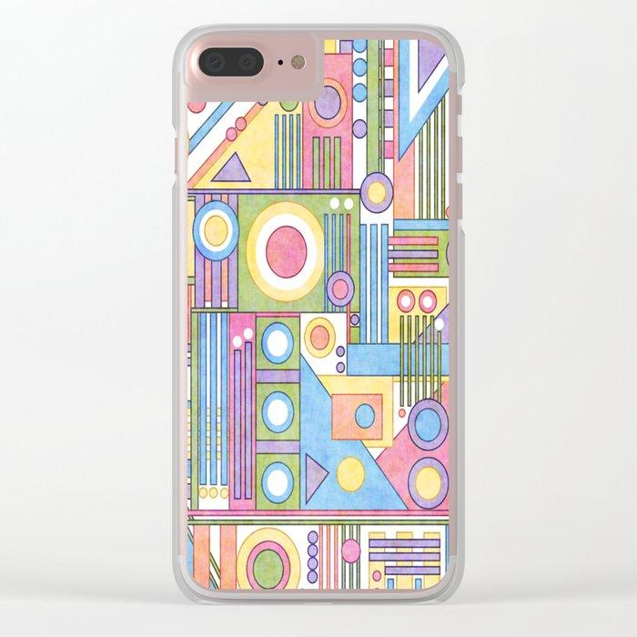 Flip Clear iPhone Case