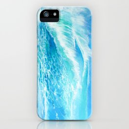 La Gravière iPhone Case