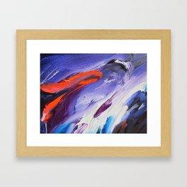 Fiest Framed Art Print