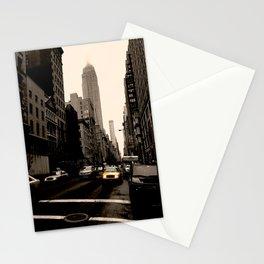 NYC Street Stationery Cards