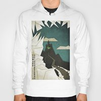 edward scissorhands Hoodies featuring Edward Scissorhands by Fontolia (Katie Blaker)