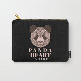Panda Gift Carry-All Pouch