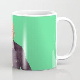 The Israeli Hipster leaders - Chaim Weizmann Coffee Mug