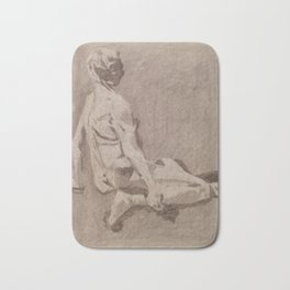 Reduction figure Bath Mat