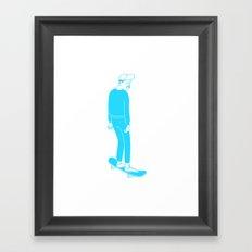 Norm Corps Framed Art Print