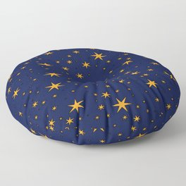 Ravenclaw Chapter Stars Floor Pillow