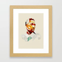 Psychogeography #1 Framed Art Print