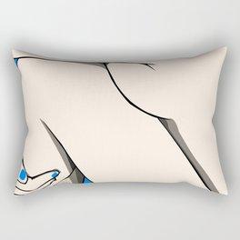 Guarded Rectangular Pillow