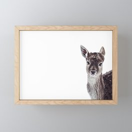 LITTLE FAWN FIONA Framed Mini Art Print
