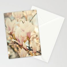 Magnolia and Cream Stationery Cards
