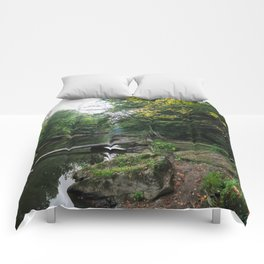 McConnells Mill - Fallen Branch Comforters