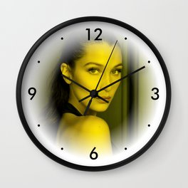 Bella Hadid - Celebrity Wall Clock