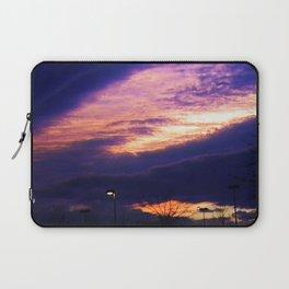 Scary skies Laptop Sleeve
