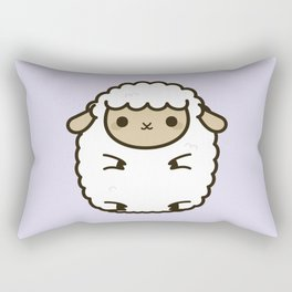 Cute Lamb Rectangular Pillow