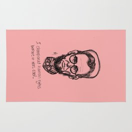 American Hipstory: Abe Lincoln Rug