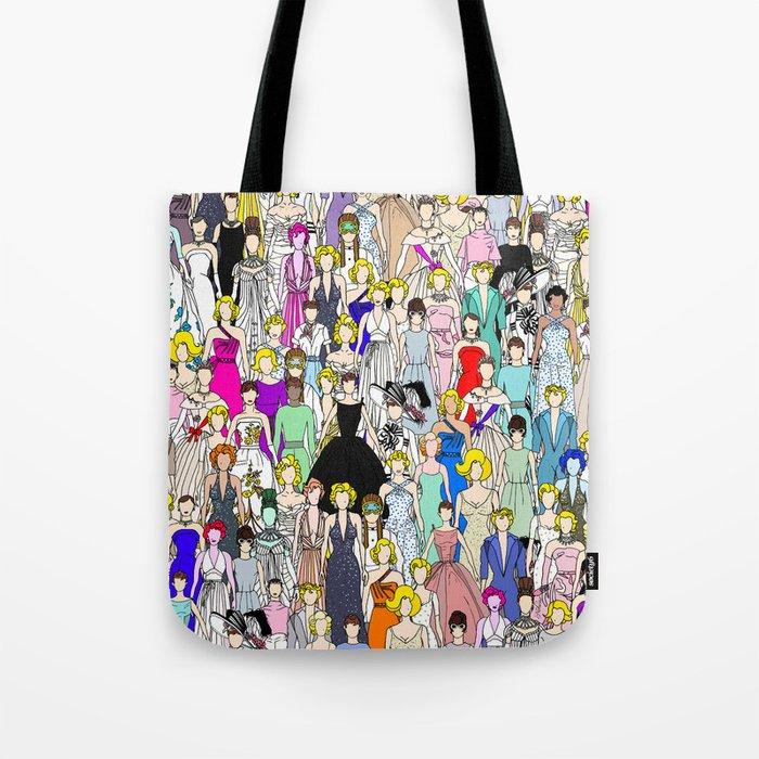Tokyo Punks - Feminist Multicultural Unite Tote Bag