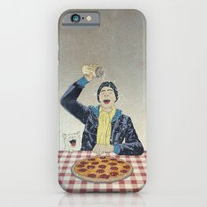Make it snow... on my PIZZA! iPhone 6 Slim Case
