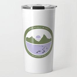 Galatians 5:13 [Army Green] Travel Mug