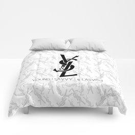 Young | Savvy | & Lavish | YS&L Comforters
