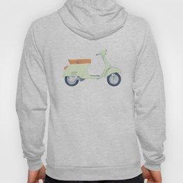 Italian Moto Hoody