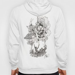 Dreaming Alice Hoody