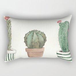 Pile of Cacti Rectangular Pillow