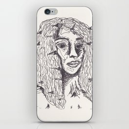 CRANES iPhone Skin