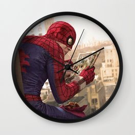 One on One (clean version) Wall Clock